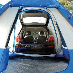 Napier sportz dome-to-go vehicle tent camping туризм Vw Camping, Family Camping, Camping Hacks, Outdoor Camping, Camping Storage, Camping Checklist, Minivan Camping, Camping Essentials, Camping Hammock