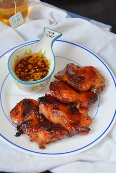 Char Siu Chicken - The Not So Creative Cook 3