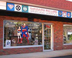 Framingham store, Bedrock Comics, will take part in Boston Comic Con 2014 #boston #bostoncomiccon #framingham #bedrockcomics http://www.metrowestdailynews.com/article/20140702/News/140708902
