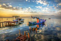 Boats of Bostanlı by Nejdet Duzen on 500px