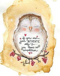 Funny Owl 3dRose Alexis Design Adorable Pink owl Bird Missis Wise Text Positive T-Shirts