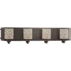 You'll love the Mingle 4 Light Bath Bar at Wayfair - Great Deals on all Lighting  products with Free Shipping on most stuff, even the big stuff.