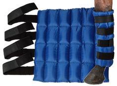 Saddles Tack Horse Supplies - ChickSaddlery.com Tough-1 Gel Ice Boot #winyourwishlist