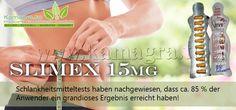 Bei den Slimex / SlimAll 15 mg Tabletten handelt es sich um ein Arzneimittel zur Gewichtsreduktion.