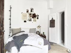 A two rooms apartment refurbished in Gothenburg