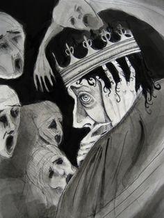 Richard III nightmare scene
