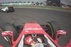 セバスチャン・ベッテル、接触で0周リタイア / F1マレーシアGP  [F1 / Formula 1]