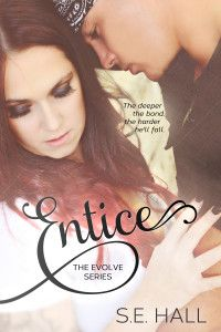 Just Booked: Blog Tour: REVIEW: ENTICE by S.E. Hall Find our review on : http://justbooked.blogspot.com/2014/02/blog-tour-entice-by-se-hall.html