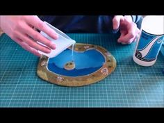 Build A Display For Collectible Houses - Model Scenery | Woodland Scenics - YouTube