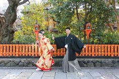 和装前撮り祇園 スタジオクレアーレ