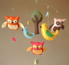 mobile for baby room