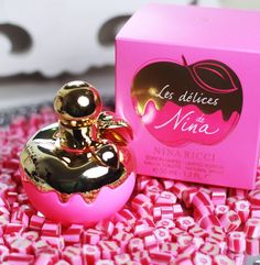 ادوتویلت زنانه نیناریچی لس دلیس د نینا | Nina Ricci Les Delices de Nina #نیناریچی #عطرزنانه #parfum #perfume #ninaricci #women Perfume And Cologne, Perfume Bottles, Nina Ricci Parfum, Makeup Must Haves, Dolce E Gabbana, Beautiful Perfume, Makeup For Beginners, Skin Makeup, Beauty Care