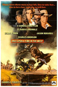 Once Upon a Time in the West (1968) - Κάποτε στη Δύση
