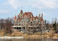 Boldt Castle - Thousand Islands region, NY