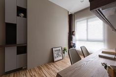 Japanese living in Taiwan by HOZO interior design 18