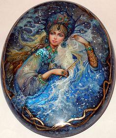Fantasy of slavic folklore