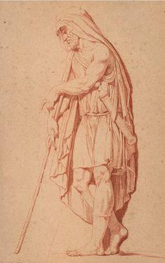Musées d'#Angers @Museesdangers  21 déc. @BiblioChateau @PBALille A l'#ExpoFabrique, nos hommes sont habillés ! #GraphicBattle #asnguine #Agamemnon #Moitte #art #drawing #dessin #exhibition
