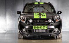 Mini Countryman All4 Dakar Rally Special Edition