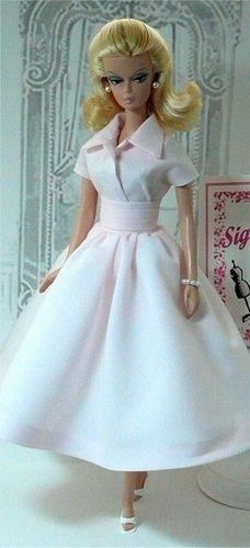 Day Dresses & Afternoon Ensembles Fun fashions for daytime adventures.Shopping Trips, Luncheons, and Tea Parties! Barbie I, Vintage Barbie Dolls, Barbie World, Barbie Dress, Barbie And Ken, Barbie Clothes, Barbie Gowns, Beautiful Barbie Dolls, Little Doll