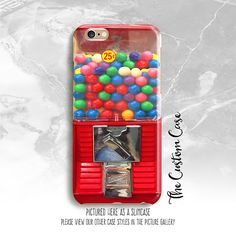 Cheap Phone Cases For Iphone for sale Bling Phone Cases, Cheap Phone Cases, Cool Iphone Cases, Iphone 6 Plus Case, Cute Phone Cases, Iphone Phone Cases, Phone Covers, Bubble Gum Machine, Phone Cases