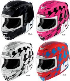 Icon - Airmada Stack Helmet