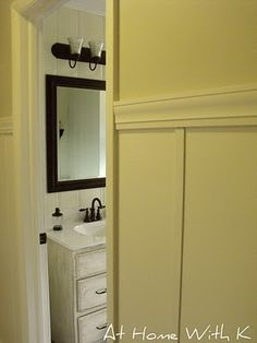 ༺༻  Crown Molding Adds Equity to Your Home Besides Beauty. IrvineHomeBlog.com ༺༻  #Irvine #RealEstate   Board and Batten Hallway