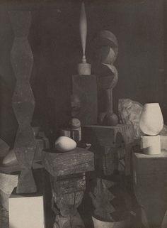 Constantin Brancusi. The Artist's Studio. 1922