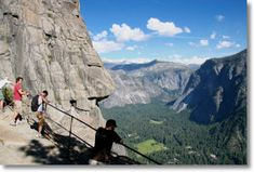 I don't know if I have time this year, but 2013 will definitely include a climb to the top of upper Yosemite.