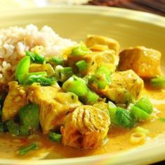 Curried Fish - EatingWell.com