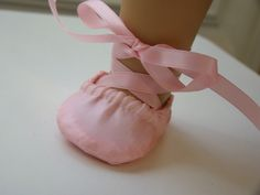 Wanted: A New Project: My Version of Ballet Slippers for an American Girl Doll