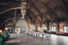 Diner bruiloft georganiseerd door Lange Tafels.