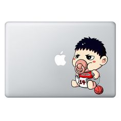 [ Hisashi Mitsui ] PACIFIER SERIES FOR MACBOOK & LAPTOP