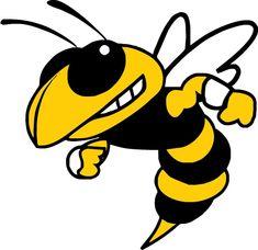 Yellow Jacket Mascot Clip Art   Starkville High School Senior Class Day
