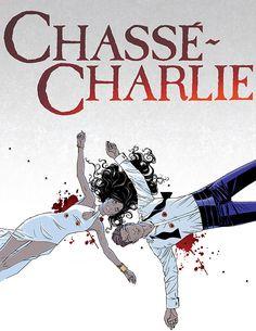 """Philippe Francq - ripresa da un copertina di un suo fumetto """"Chassé-Croise"""" - Belgio §"""
