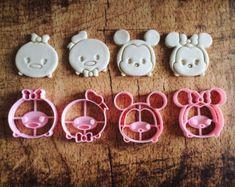 Disney Tsum Tsum Winnie The Pooh & Friends Cookie by AwwsomeStudio