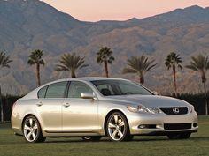 2006 Lexus GS 430.