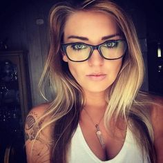 Sexy girls with glasses Photos) : theCHIVE Nice Glasses, Girls With Glasses, Image Hd, Fashion Eye Glasses, Eyewear Online, Four Eyes, Wearing Glasses, Sexy Girl, Womens Glasses