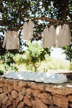 Real Wedding - Destination Wedding Photography Ibiza - Stylish Boho Bride. Wedding ideas, inspiration, white wedding, rock my wedding bride, destination wedding photographer, London bride, tropical wedding, wedding shoes, wedding suits