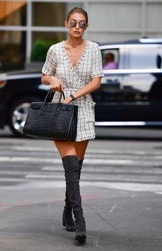 C'est la tocade shoes de la saison. Une tendance ultra slim, allégrement sexy, à copier sur Gigi Hadid, Kim Kardashian ou Karlie Kloss.
