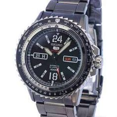 Seiko 5 Finder - Automatic Watch - specifications, links to sellers, similar watches and accessories Seiko 5 Automatic, Automatic Watch, Seiko 5 Watches, Mechanical Watch, Chronograph, Accessories, Mechanical Clock, Jewelry Accessories