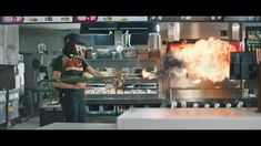 BURGER KING - CONSIGNES OF SÉCURITÉ FEAT.CAPTAIN FRED TESTOT Advertising Industry, Funny Gags, The New Normal, Sound Design, Music Icon, Motion Design, Safety, Shots, Platform