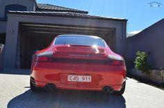 2002 Porsche 911 Carrera 996 4S MY03