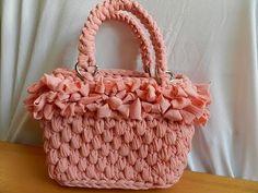 Tutorial punto spiga o punto Sery | Fondo pronto per borse| DIY crochet|bolsos…