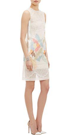 Huishan Zhang Swarovski® Crystal Embellished Dress - Short - Barneys.com