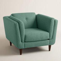 Chunky Woven Reza Upholstered Chair - v1