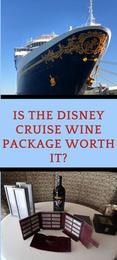 Disney Cruise Tips/ Should you spend your money on the Disney Wine Package or are there other ways to get the best wine for a better price on the Disney Wonder, Dream, Fantasy and Magic. Find out here from the Disney Cruise Expert EverythingMouse