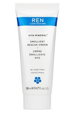 REN 'Vita Mineral™' Emollient Rescue Cream | Nordstrom