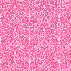 Free digital pink damask scrapbooking paper - ausdruckbares Geschenkpapier - freebie | MeinLilaPark – DIY printables and downloads