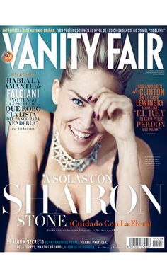 An ageless Sharon Stone by Norman Jean Roy for Spanish Vanity Fair, June 2013 Vanity Fair España, Sharon Stone Photos, Norman Jean Roy, Vanity Fair Magazine, Celebrity Magazines, Tilda Swinton, How To Be Likeable, Jessica Chastain, Best Actress