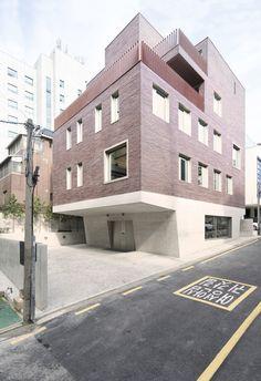 Galería de Nonhyeon 101-1 / Stocker Lee Architetti